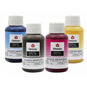 Kit 4 Cores 400 ml  - Tinta Sublidesk Gênesis